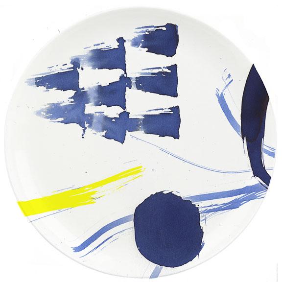 Plates for brunch